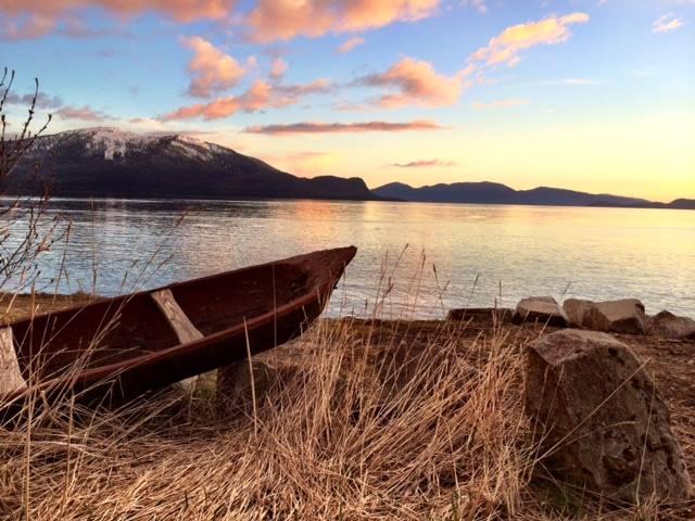 Canoe - Wrangell, AK